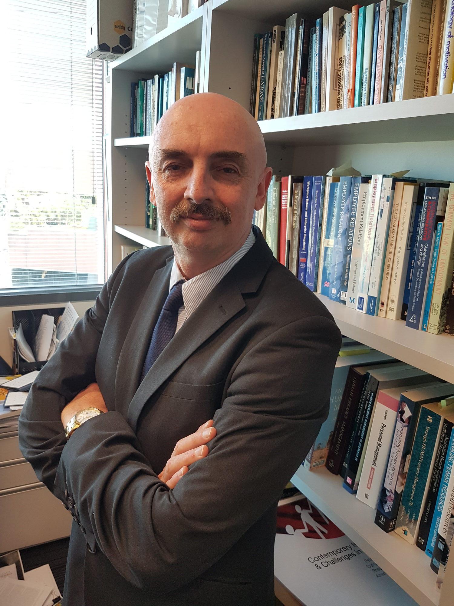 Professor Peter Holland, 2018 Nikola Balnave, 2018
