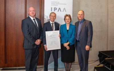 Matthew Bowes wins 2018 E A Lyall Memorial Prize
