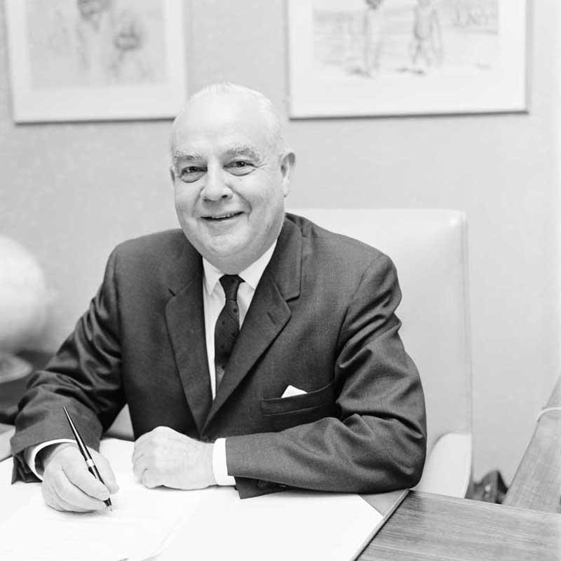 Sir Maurice Mawby CBE (1971)