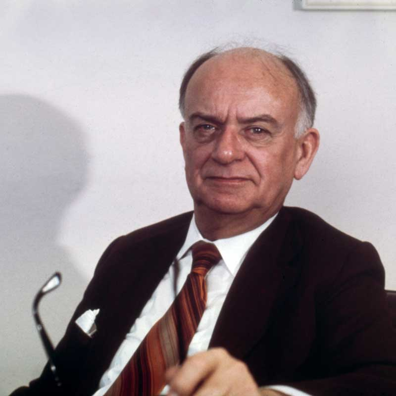 Sir Henry Bland CBE (1975)