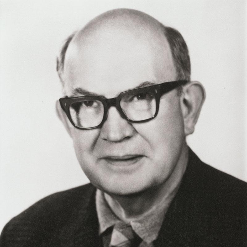 Prof Geoffrey Sawer (1976)