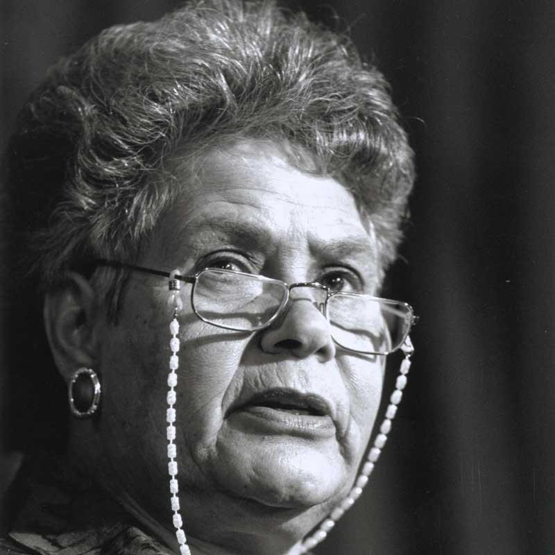 Prof Lowitja O'Donoghue AC CBE (1991)