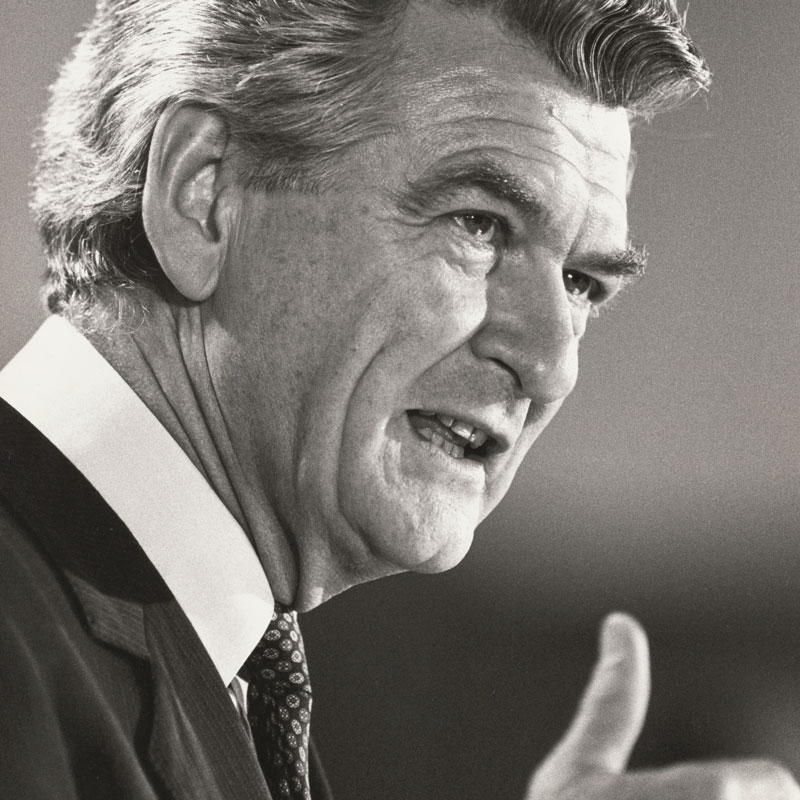 The Hon Robert Hawke MP