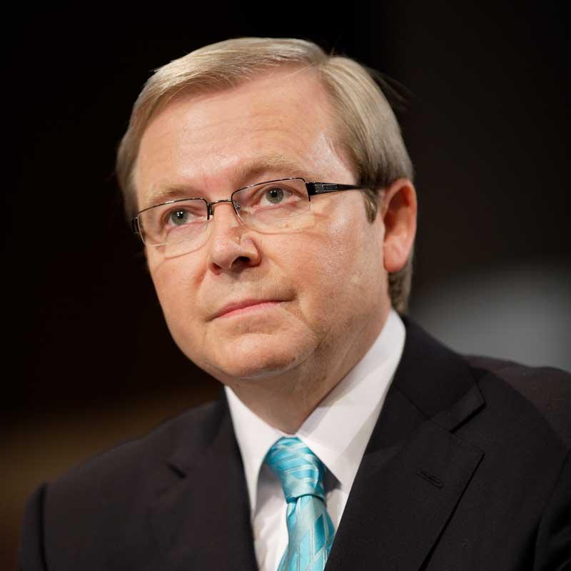 2009 - Kevin Rudd