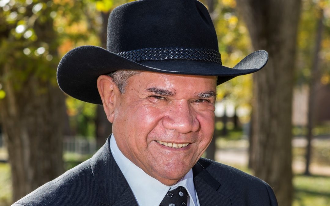Professor Mick Dodson to deliver the 2019 Garran Oration