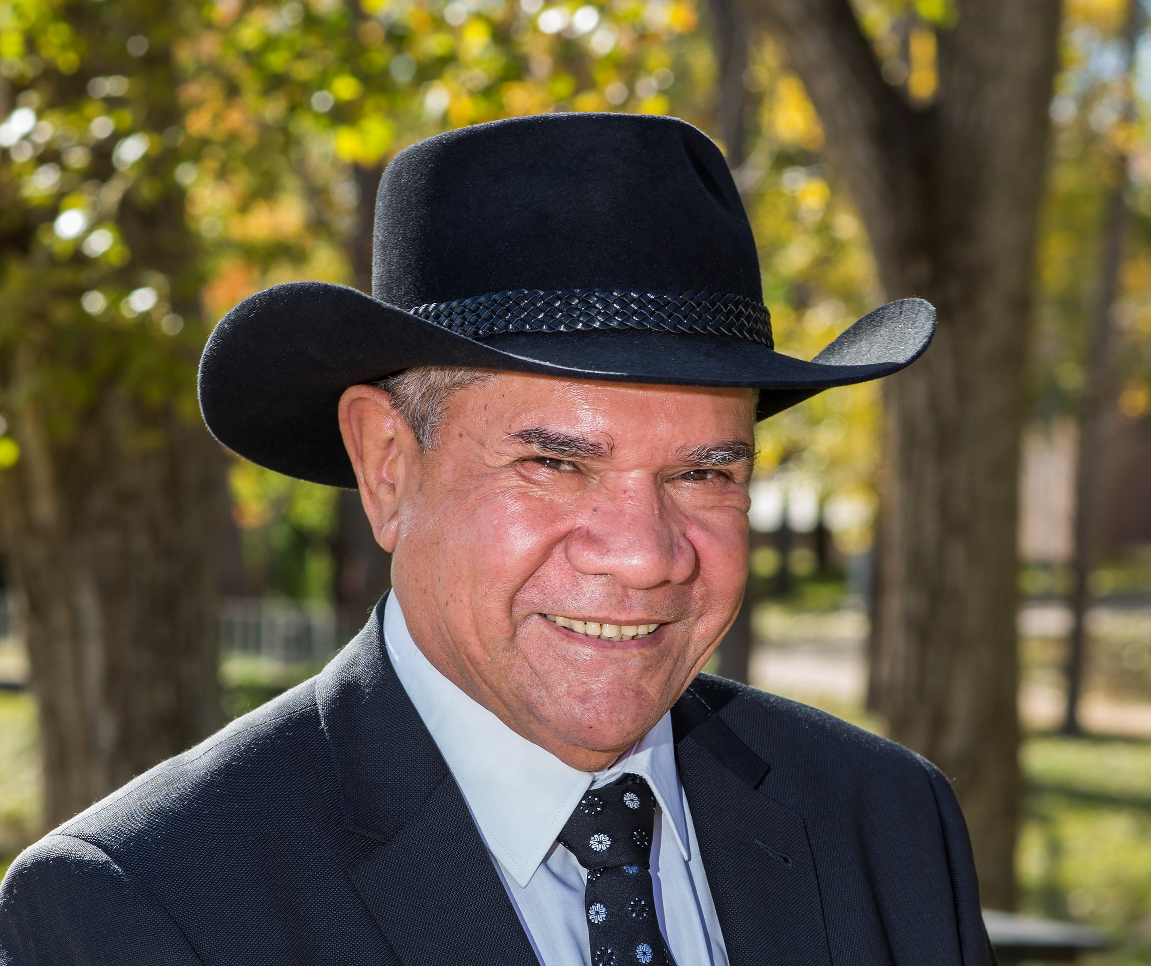 Professor Mick Dodson, Northern Territory Treaty Commissioner