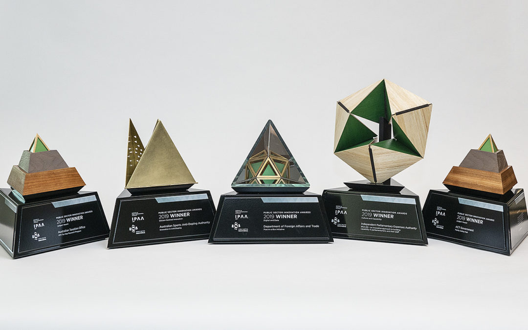 Public sector innovation shines at 2019 Awards Ceremony