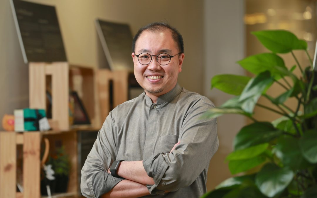 Why break down the silos when you can blow up them up: Alexander Lau to speak at Darwin conference