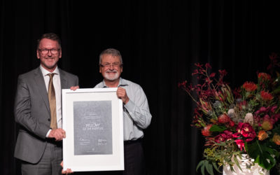 Public Servants Honoured by Profession