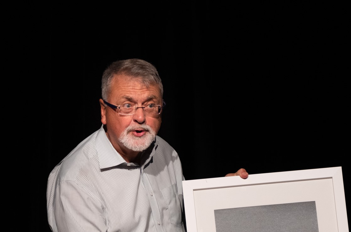 Professor Peter Shergold AC announces the 2019 Sam Richardson Award winners