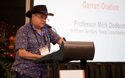 Professor Mick Dodson: Our Nation Sits at a Crossroads — Enough with the Humbug