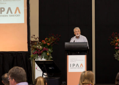 Professor Peter Shergold AC delivers his National President's Address