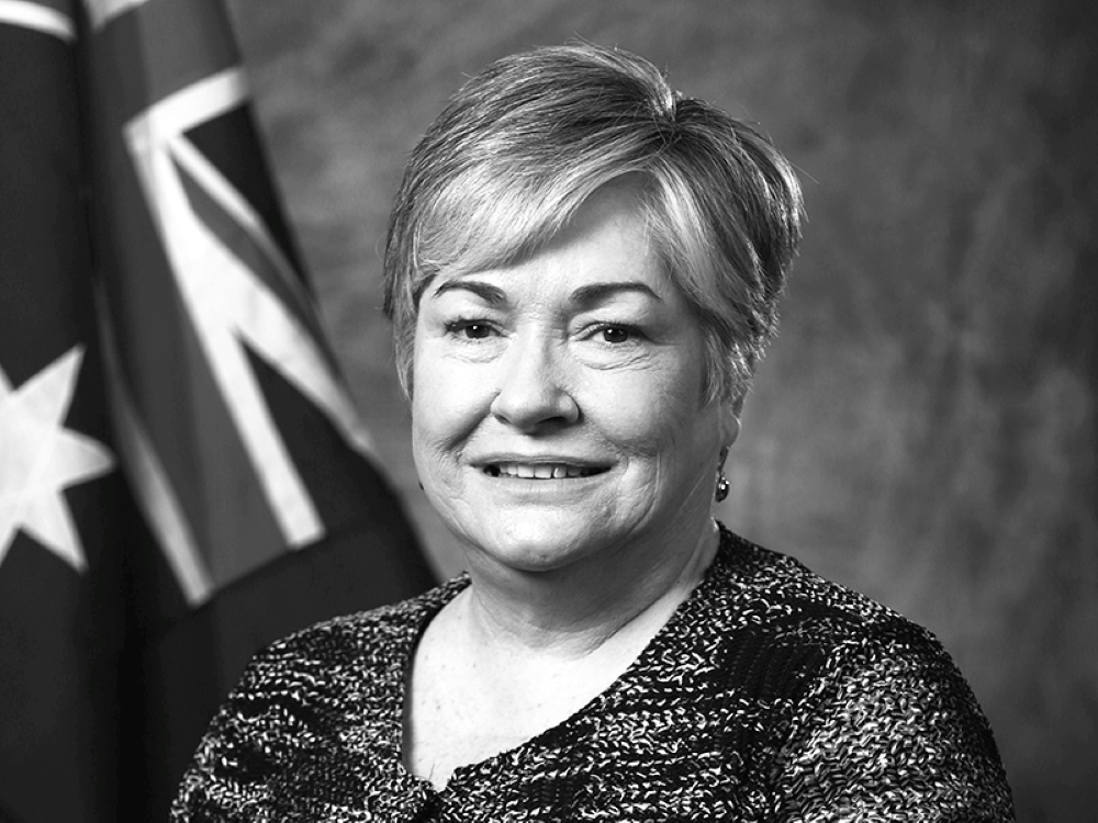 Cheryl-anne Moy, Department of Home Affairs