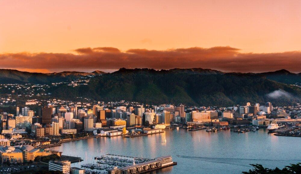 Wellington - New Zealand by Sulthan Auliya on Unsplash