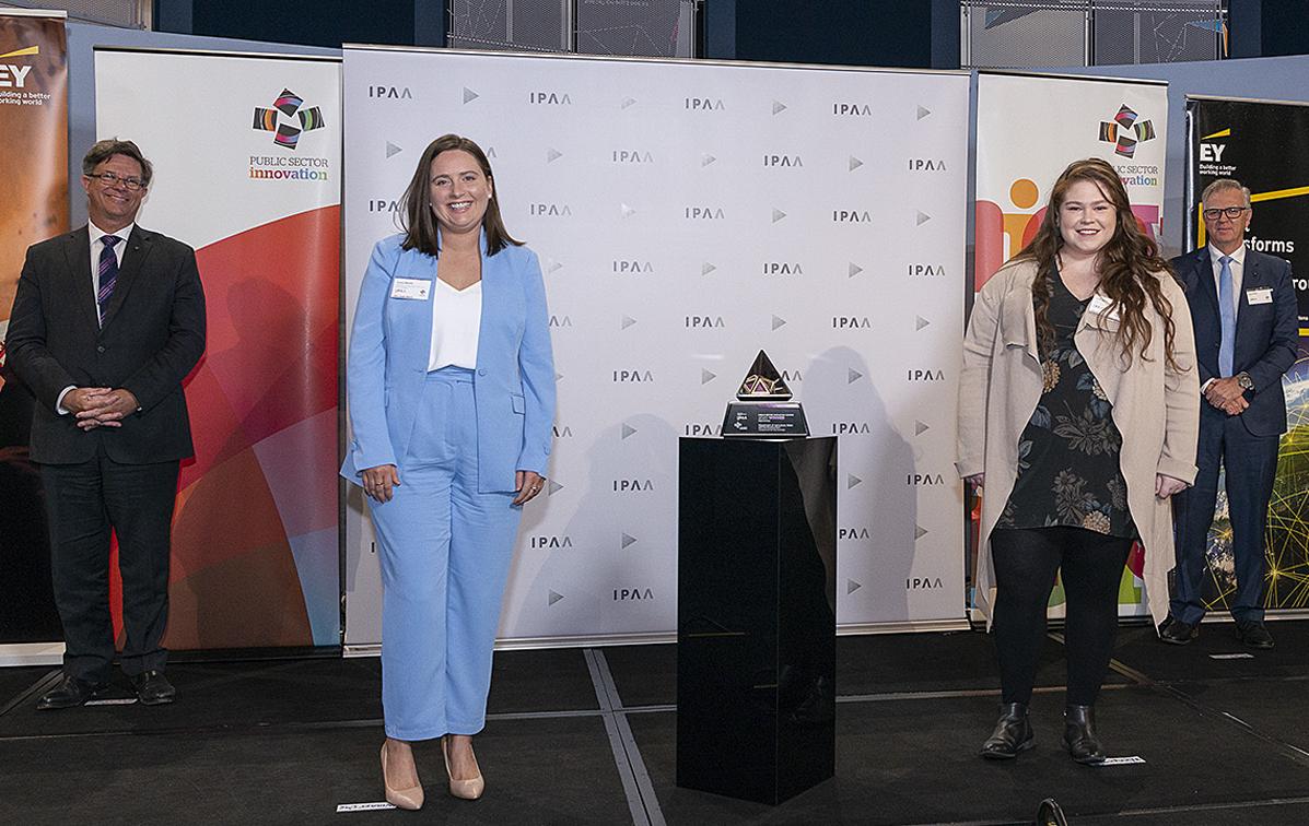 2020 Digital and Data Award winners