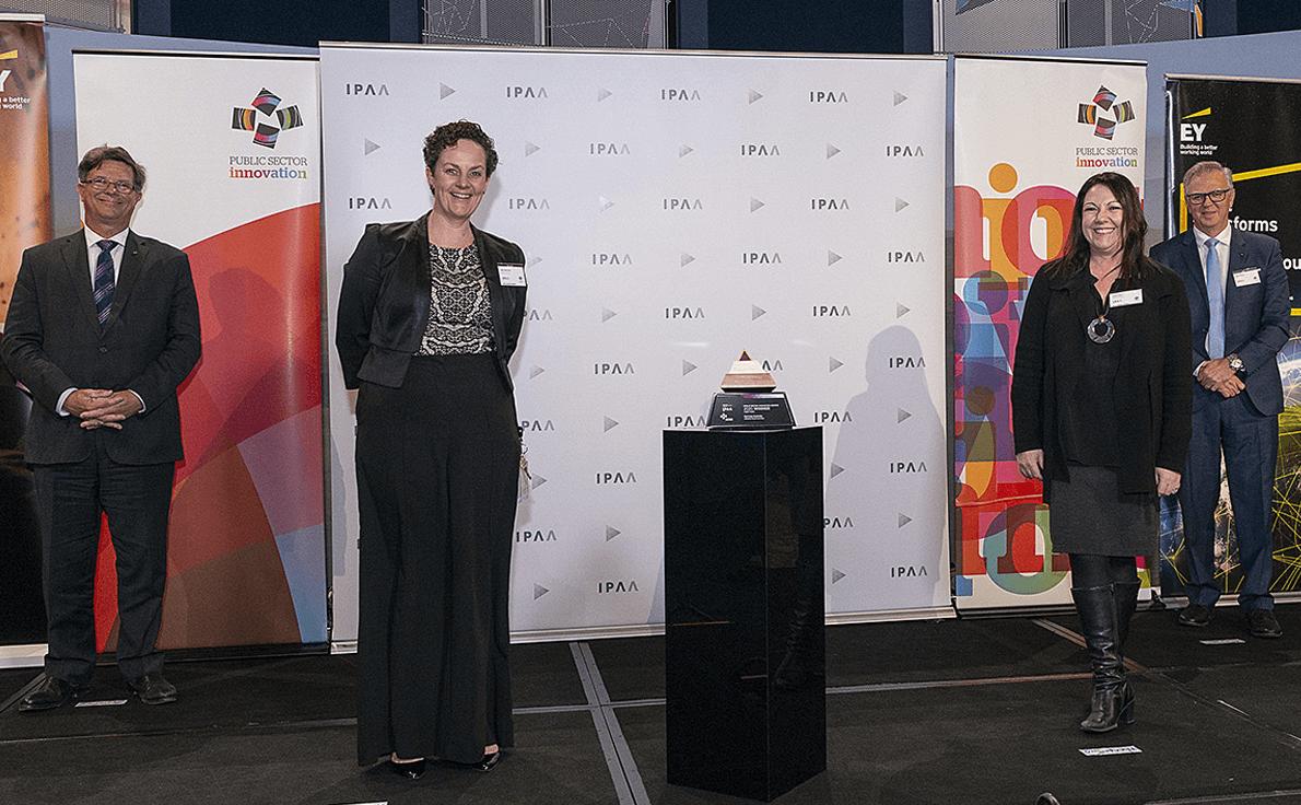 2020 Judges' Award winners, Services Australia