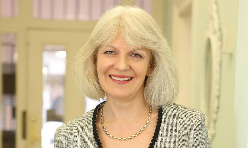 Christine Morgan, CEO National Mental Health Commission