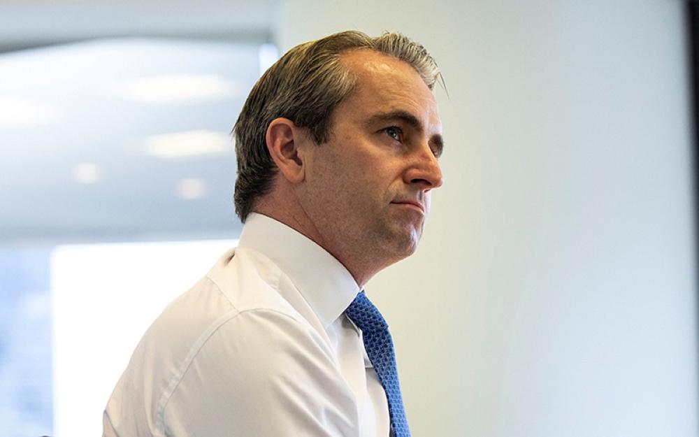Matt Comyn, CEO of the Commonwealth Group of Australia