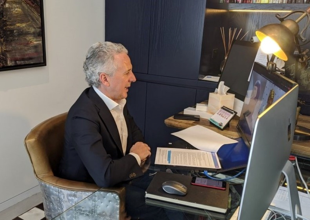 Andy Penn, Telsta CEO