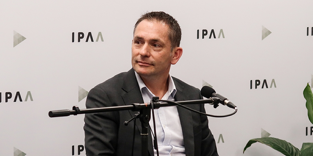 Outgoing IPAA ACT CEO Drew Baker