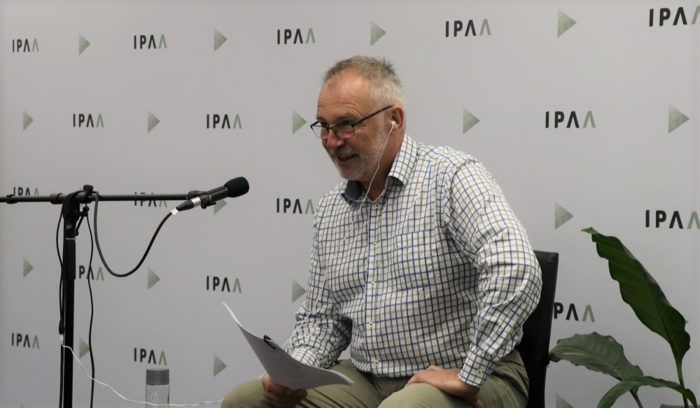 Gordon de Brouwer PSM in conversation