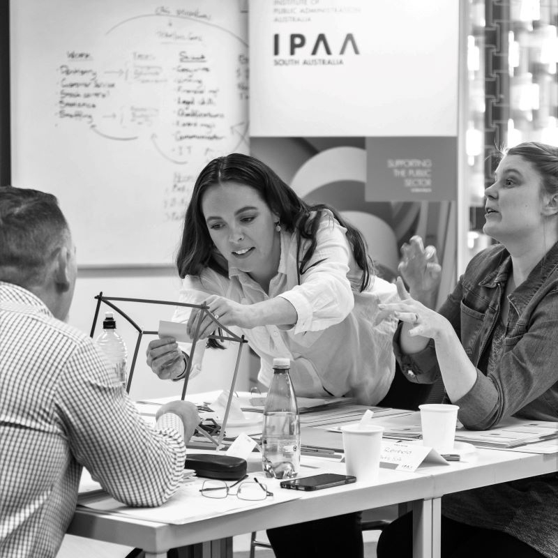 Training with IPAA South Australia